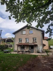 Maison des jardins
